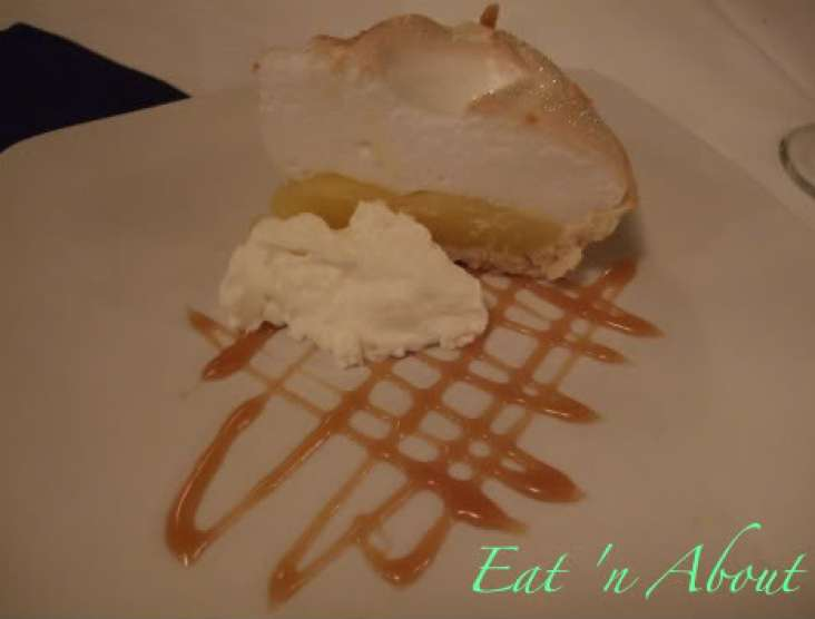 Steveston Seafood House: Lemon Meringue Pie