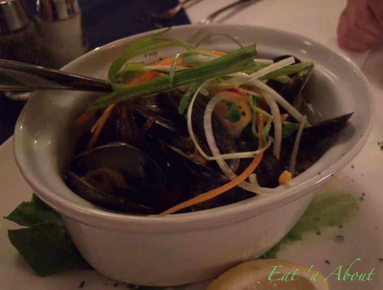 Steveston Seafood House: Mussel Appetizer