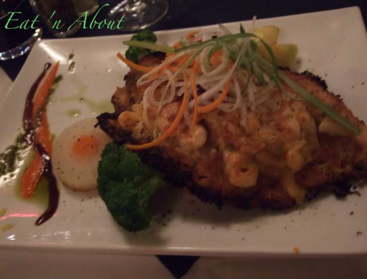 Steveston Seafood House: Rainbow Trout
