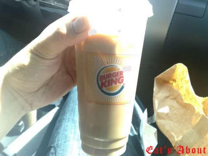 Burger King: Mocha BK Joe Ice Coffee