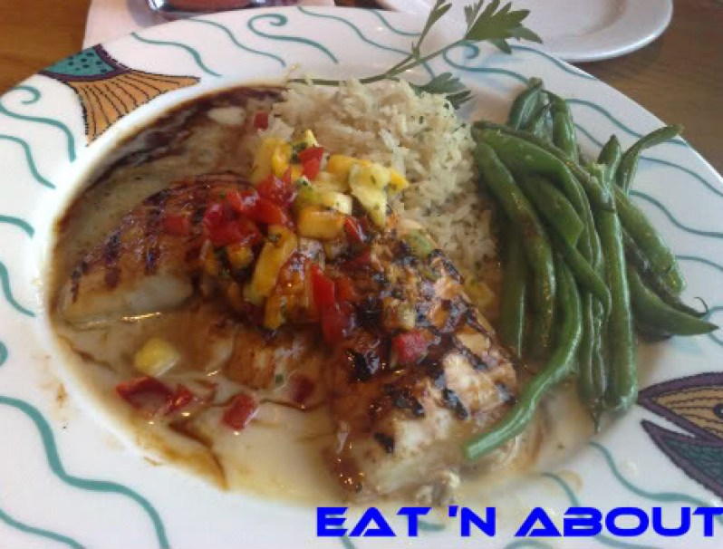 Anthony's Restaurant at Squalicum Harbor: Fresh Alaskan Halibut Cheeks