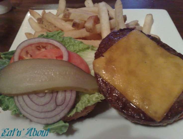 Bobby G's Pub: Bobby G's Burger
