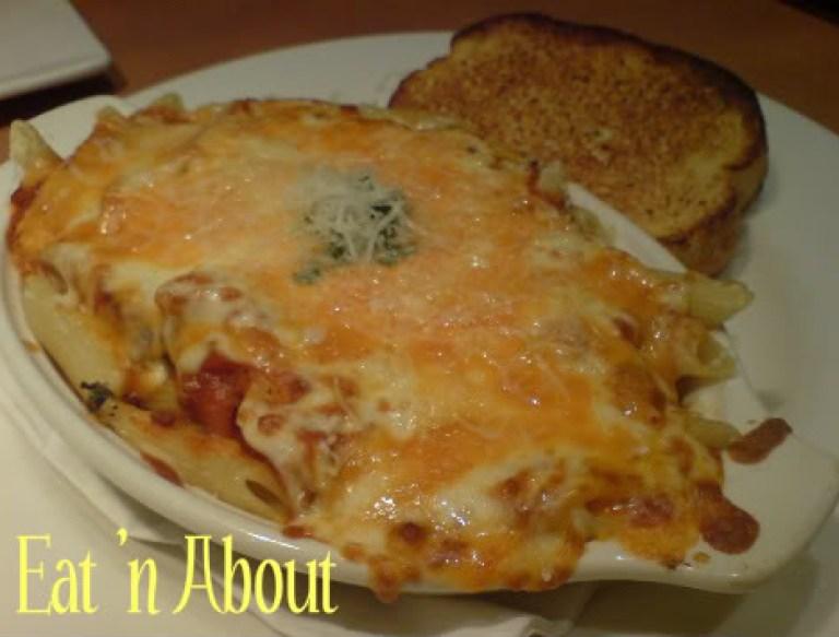 Boston Pizza: Three Cheese Penne