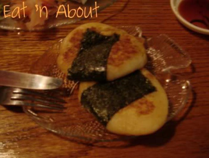 The Clubhouse Restaurant: Yaki Mochi