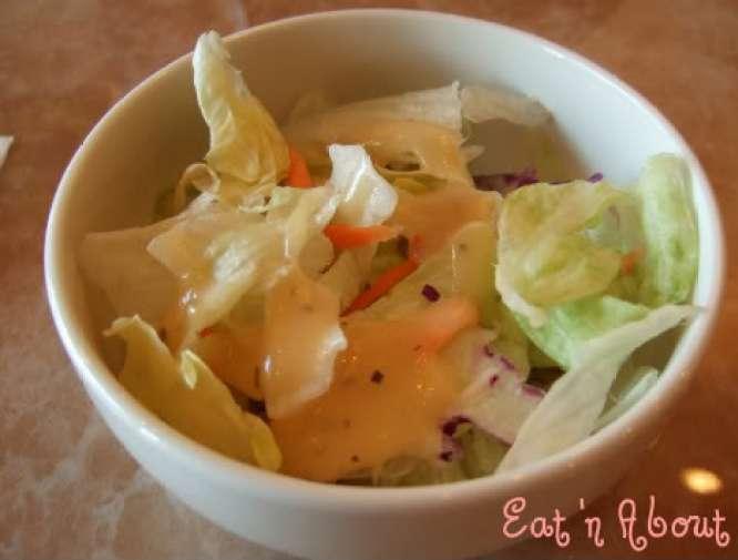Cafe de Waraku: Garden Salad