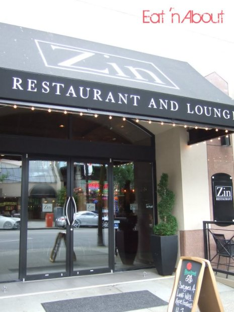 Zin Restaurant Lounge