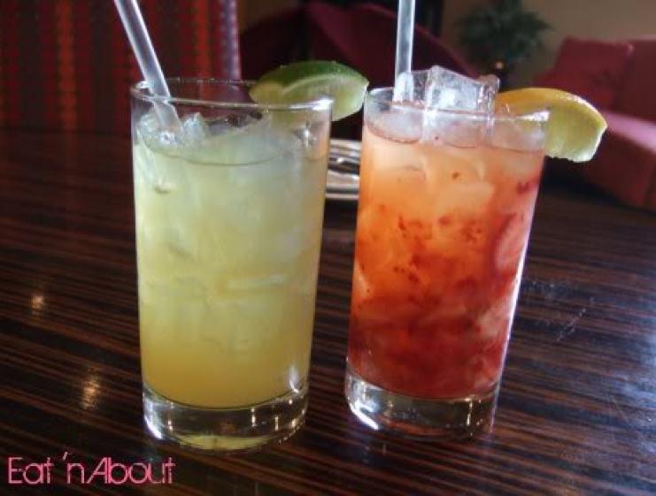 Zin Restaurant Lounge: Temptation and Honey Kiss
