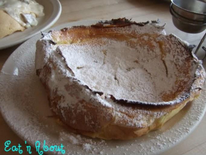 The Original Pancake House: Dutch Baby