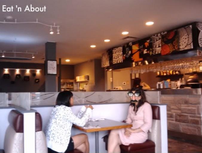 Celsius Cafe interior