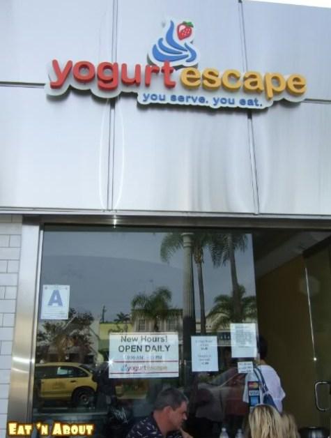 yogurt escape exterior
