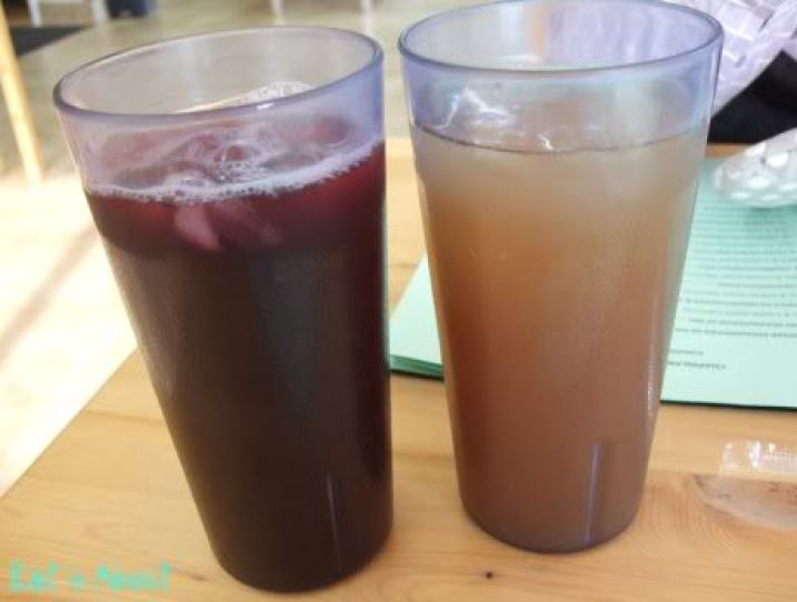 Chapinlandia Guatemalan: Jamaica Juice and Tamarind Juice
