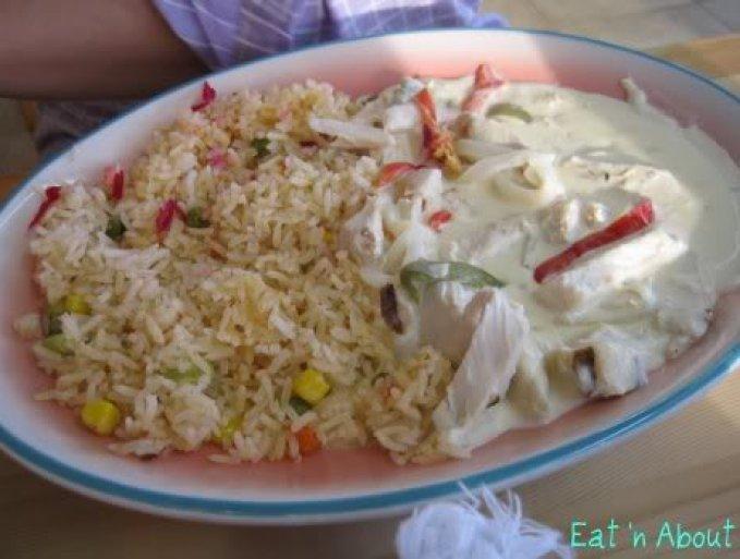 Chapinlandia Guatemalan: Pollo en Crema