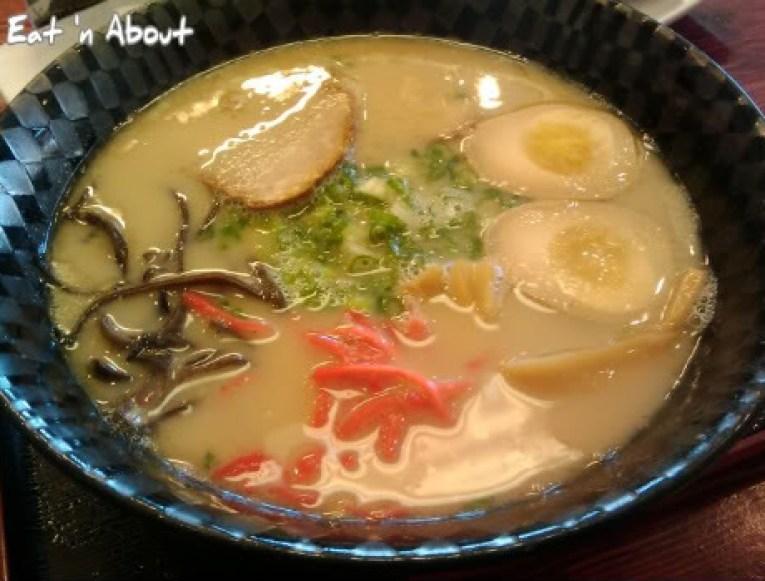 Menya Japanese Noodle: Nagahama Ramen