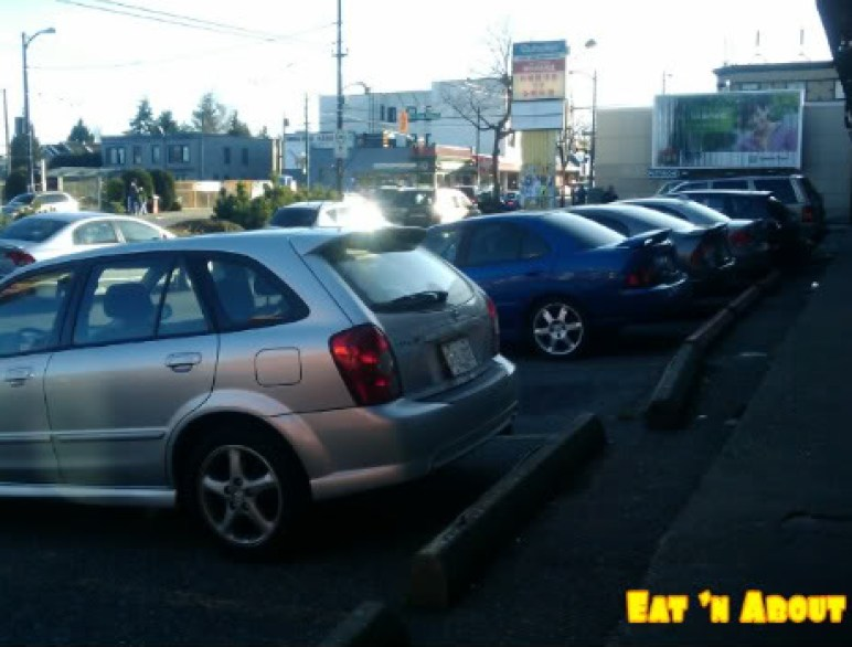 Vancouver parking