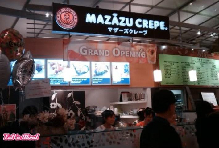 Mazazu Crepe