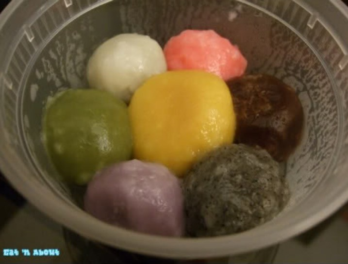 Bubble Queen: 7-flavor Rice Balls