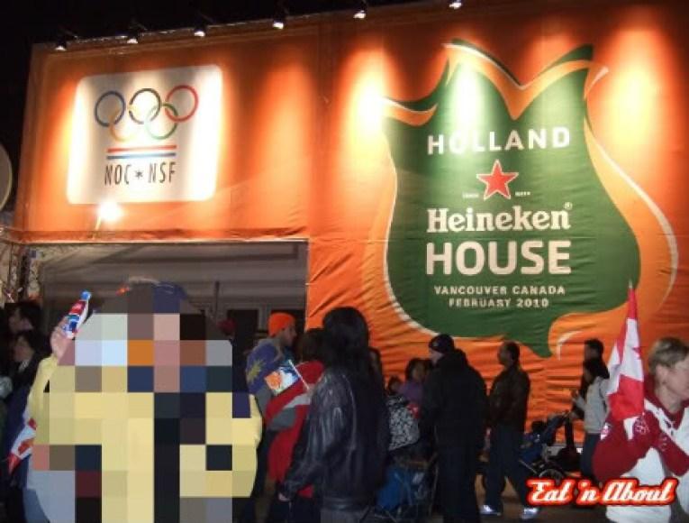 Heineken House