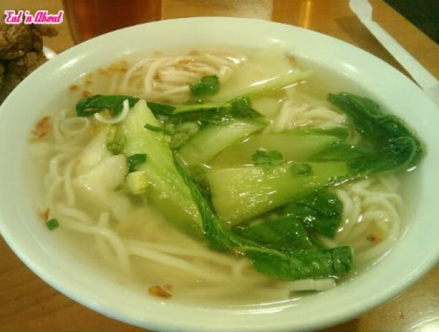 Sunshine Cafe: Noodles in Soup