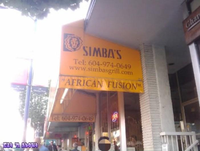 Simba's Grill on Denman