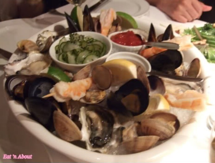 Cork and Fin: Seafood Tower