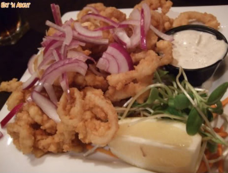 Beacon Landing: calamari