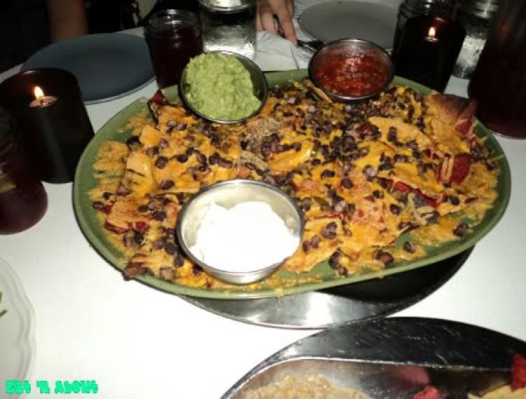 Foundation: utopian nachos