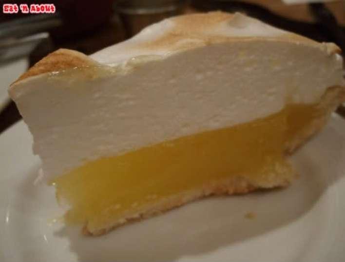 Falls Buffet: lemon meringue pie