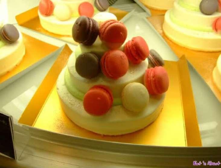 Porta, Kyoto Station: Macarons