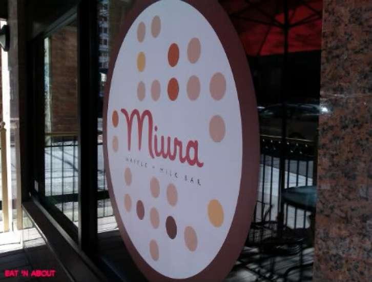 Miura Waffle Milk Bar exterior