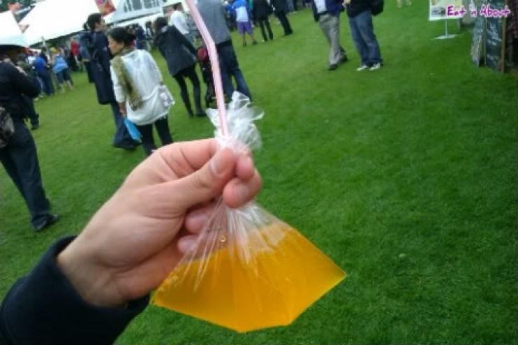 Surrey Fusion Fest: Mango soda