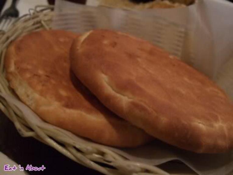 White Tower: pita bread