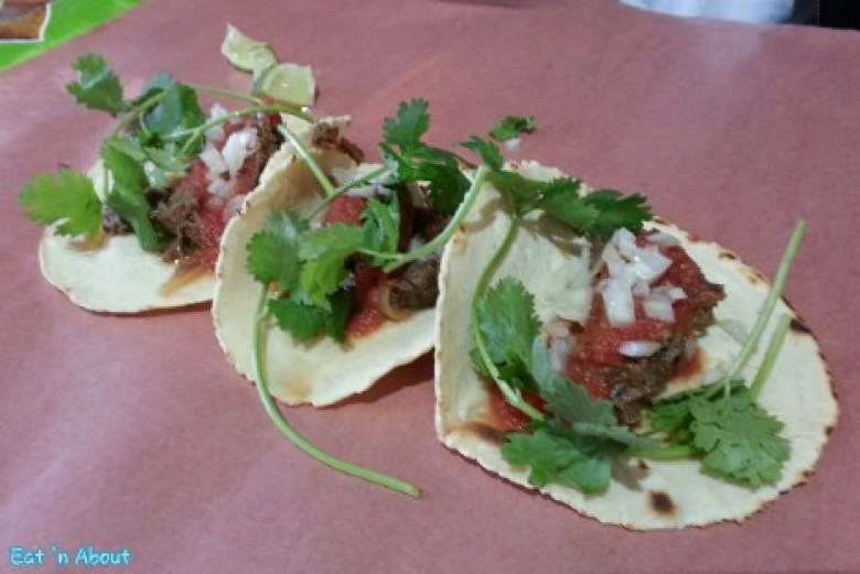 Hernande'z Cocina: Tacos de Carne