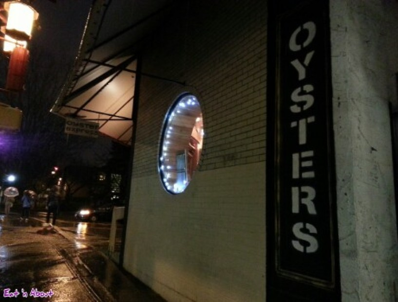Oyster eXpress Vancouver