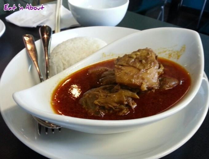 Bo Laksa King Bubbles & Bits: Lamb Curry