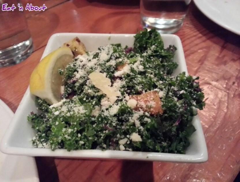 Irish Heather: Kale Caesar