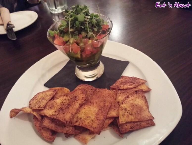 The Ascot: Halibut Ceviche