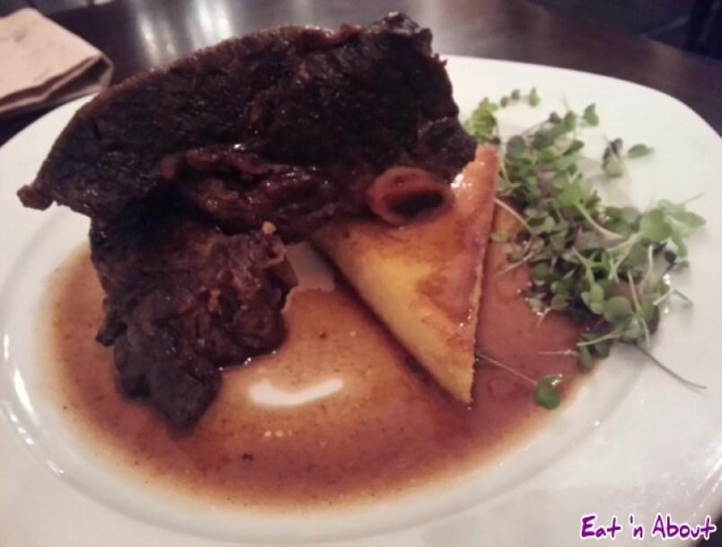 The Ascot: Sassafras Beef Shortrib