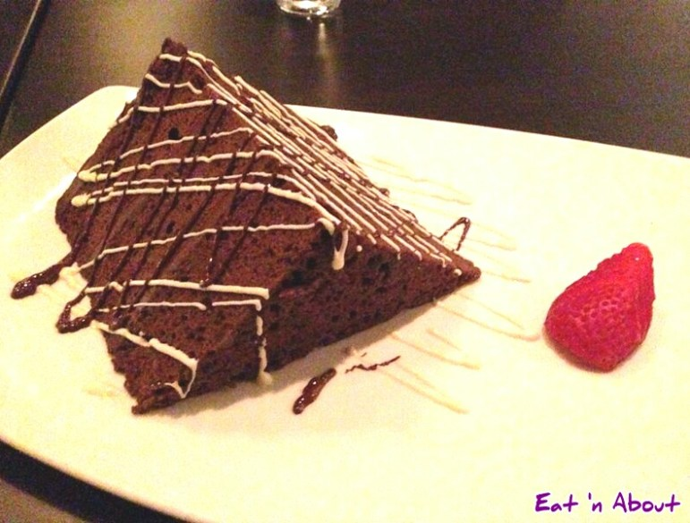 Mosaic Grille: Mosaic Chocolate Cake