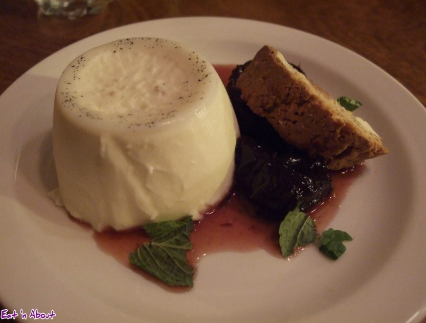 Ask for Luigi: Panna Cotta
