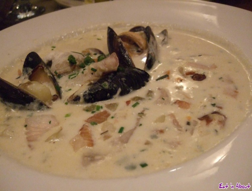 Locals: Fish Market Chowder