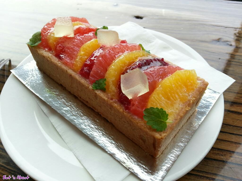 Beaucoup Bakery: Citrus Tart