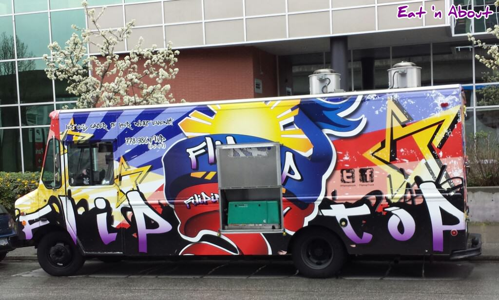 Fliptop Filipino Fusion food truck
