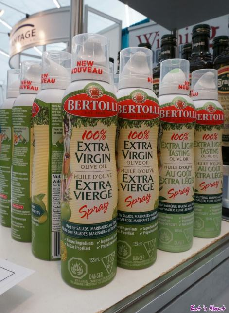 Top 10 Grocery Items 2014: Bertolli Olive Oil Sprays