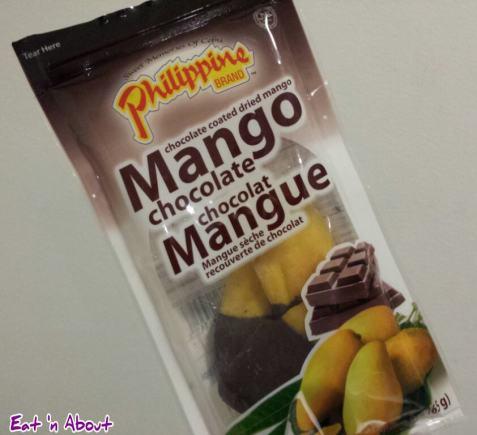 Top 10 Grocery Items 2014: Philippine Brand Mango Chocolate