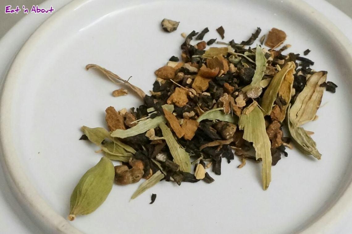 Tea Sparrow: Samovar - Organic Masala Chai