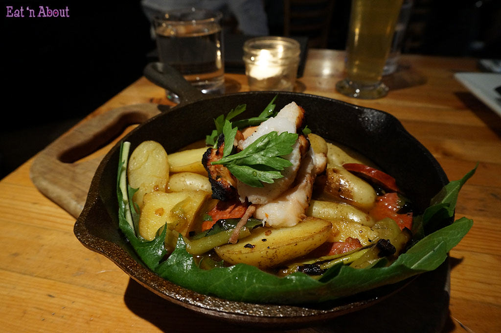 Edible Canada - Grilled Octopus