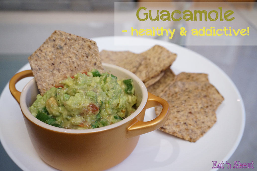 Guacamole - Healthy and Addictive