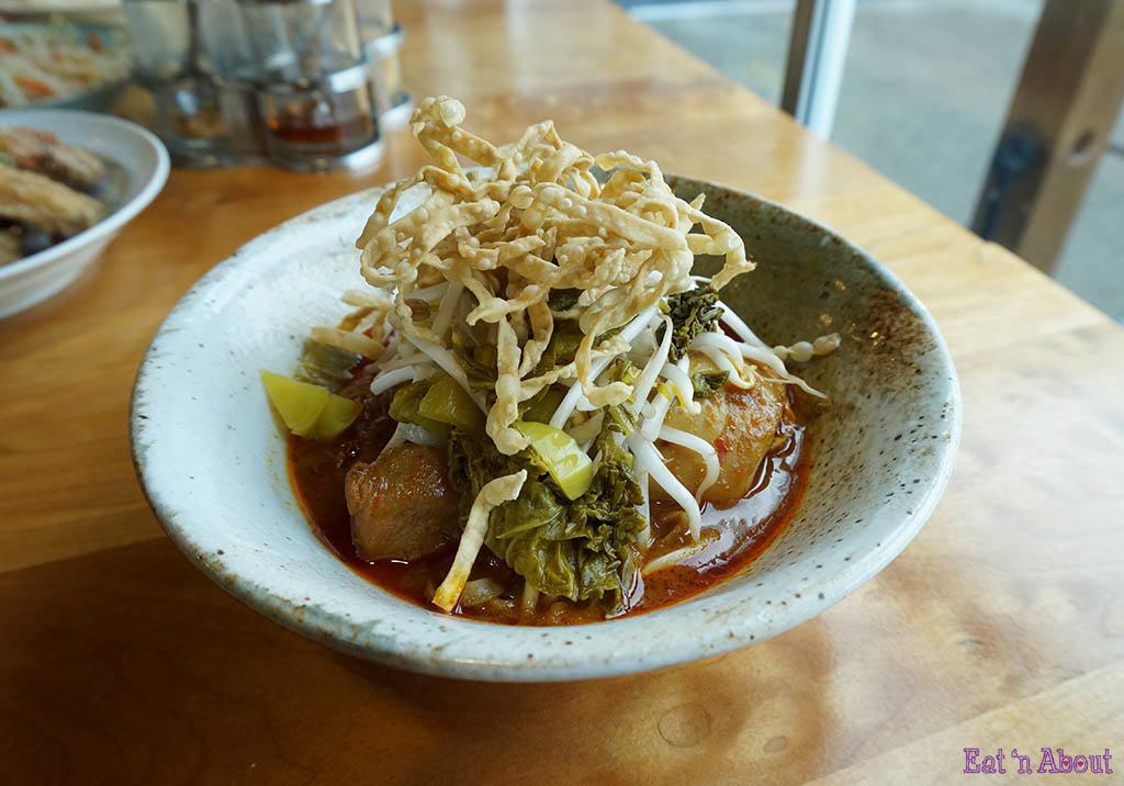 Longtail Kitchen - Chicken Khao Soi