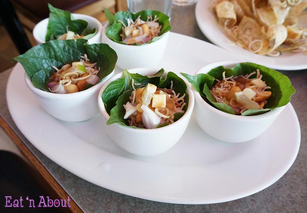 Bob Likes Thai Food - Miang Kham