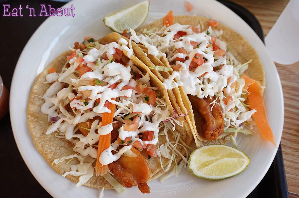Habanero's Mexican Grill - Fish Taco